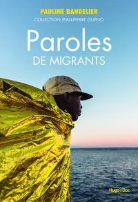 Pauline Bandelier - Paroles de migrants.