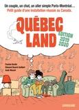 Pauline Bardin et Edouard Bourré-Guilbert - Québec land.