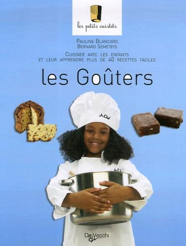 Pauline Blancard - Les Goûters.