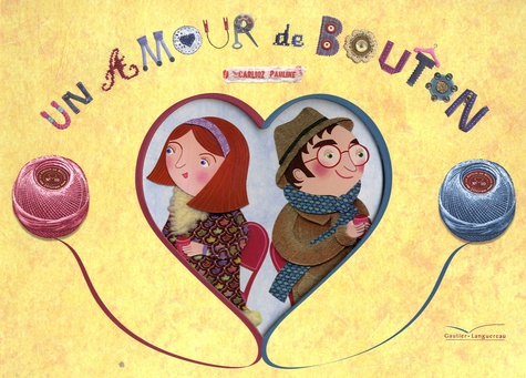 Pauline Carlioz - Un amour de bouton.