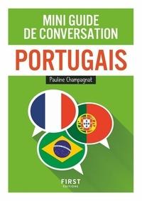 Livres en anglais à télécharger gratuitement Mini guide de conversation portugais  (Litterature Francaise) par Pauline Champagnat 9782412056820