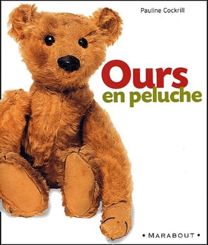 Pauline Cockrill - Ours en peluche.