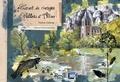 Pauline Collange - Carnet de rivages - Reflets d'allier.