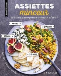 Alixetmika.fr Assiettes minceur - 25 assiettes à décomposer et recomposer à l'envi! Image
