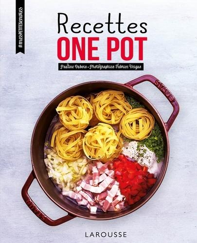Recettes one pot - 9782035930194 - 4,49 €