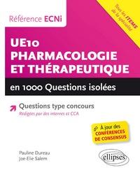 UE10 - Pharmacologie et thérapeutique en 1000 questions isolées.pdf