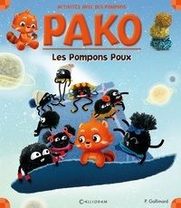 Pauline Gallimard - Les Pompons Poux.