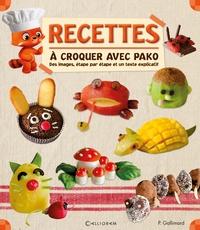 Deedr.fr Recettes à croquer avec Pako Image