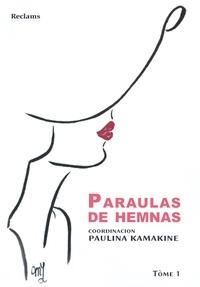 Pauline Kamakine - Paraulas de Hemnas.
