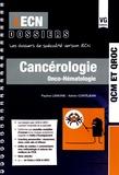 Pauline Lemoine et Adrien Contejean - Cancérologie onco-Hématologie.