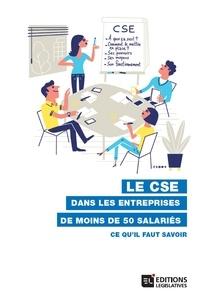 Pauline Moreau Avila - Le CSE dans les entreprises de moins de 50 salariés - Ce qu'il faut savoir.