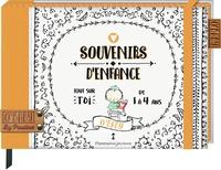 Pauline Oud - Souvenirs d'enfance - Tout sur toi de 1 à 4 ans.