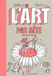 Pauline Pons - L'art pas bête.