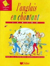 Deedr.fr L'ANGLAIS EN CHANTANT. Coffret avec cahier et cassette Image