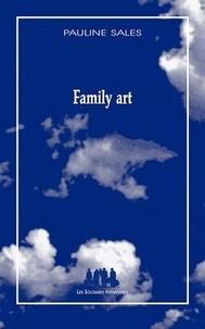 Pauline Sales - Family art.