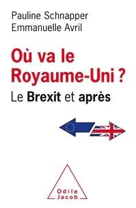 Où va le Royaume Uni ? - Le Brexit et après.pdf