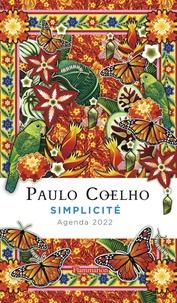 Paulo Coelho - Agenda simplicité.