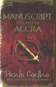 Paulo Coelho - Manuscript Found in Accra.