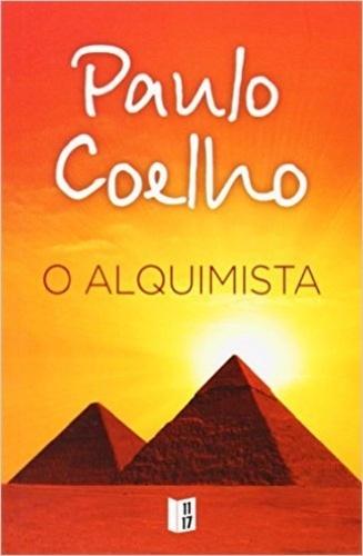 Paulo Coelho - O Alquimista.