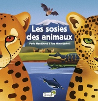 Pavla Hanáčková et Ana Miminoshvili - Les sosies des animaux.