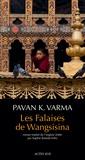 Pawan K. Varma - Les falaises de Wangsisina.