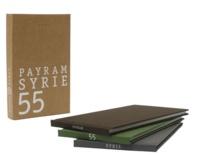 Payram et Nicolas Cartier - Syrie 55 - Coffret en 3 volumes, Savon ; Pierre ; Métal.