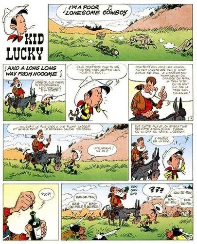Lucky Luke Tome 33 Kid Lucky