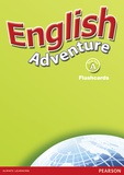 Pearson - English Adventure Starter A Flashcards.