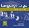 Longman group - LANGUAGE TO GO INTERMEDIATE CLASS AUDIO CDS.