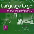 Longman group - LANGUAGE TO GO UPPER INTERMEDIATE CLASS AUDIO CDS.
