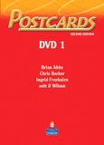 Longman - Postcards LEVELS 1 & 2 DVD - New Editon.