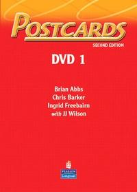 Longman - Postcards LEVELS 1 & 2 DVD - New Editon.