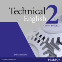 David Bonamy - Technical English 2 course book CD.