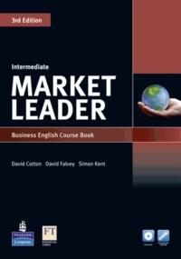 Pearson - Market Leader - Intermediate Coursebook. 1 Cédérom