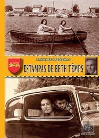 Pedemai Francese - Estampas de beth temps (editions de poche).