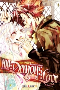 Pedoro Toriumi - 100 Demons of love T03.