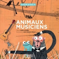 Histoiresdenlire.be Animaux musiciens Image