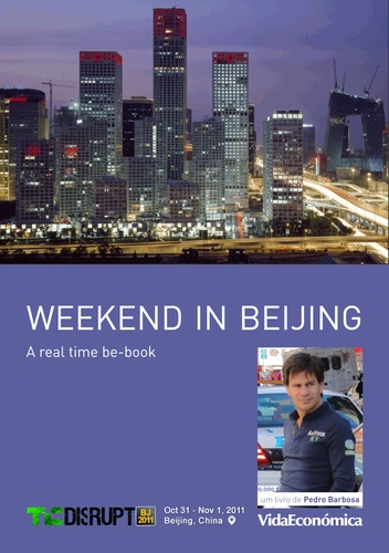 Weekend in Beijing (english version). A real time be-book