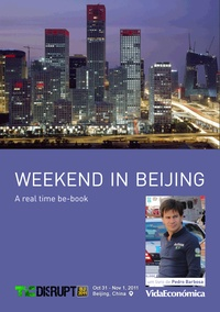 Pedro Barbosa - Weekend in Beijing - A real time be-book.