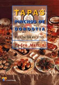 Cjtaboo.be Tapas-pinchos de Donostia - Plus de 100 recettes Image
