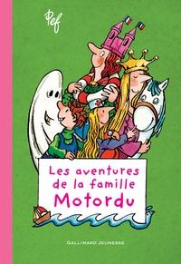 Pef - Les aventures de la famille Motordu Tome 1 : .