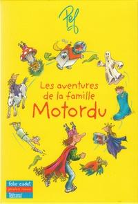 Birrascarampola.it Les aventures de la famille Motordu - Coffret composé de 8 livres Image