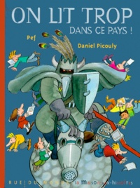 Pef et Daniel Picouly - .