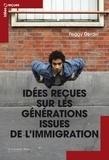 Peggy Derder - Idées reçues sur les générations issues de l'immigration.
