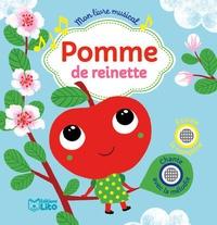 Peggy Nille et Raphaël Garraud - Pomme de reinette.