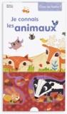 Peggy Pâquerette et Steph Hinton - Je reconnais les animaux - Avec des tirettes !.