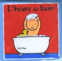 Peggy Pâquerette et Marie-Hélène Grégoire - L'heure du bain.