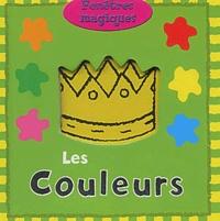 Peggy Pâquerette - Les couleurs.