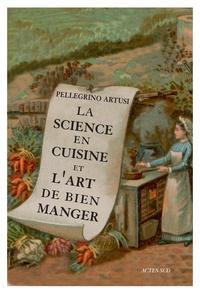 Histoiresdenlire.be La Science en cuisine et l'art de bien manger Image