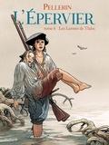 Pellerin - L'Epervier Tome 6 : Les Larmes de Tlaloc.